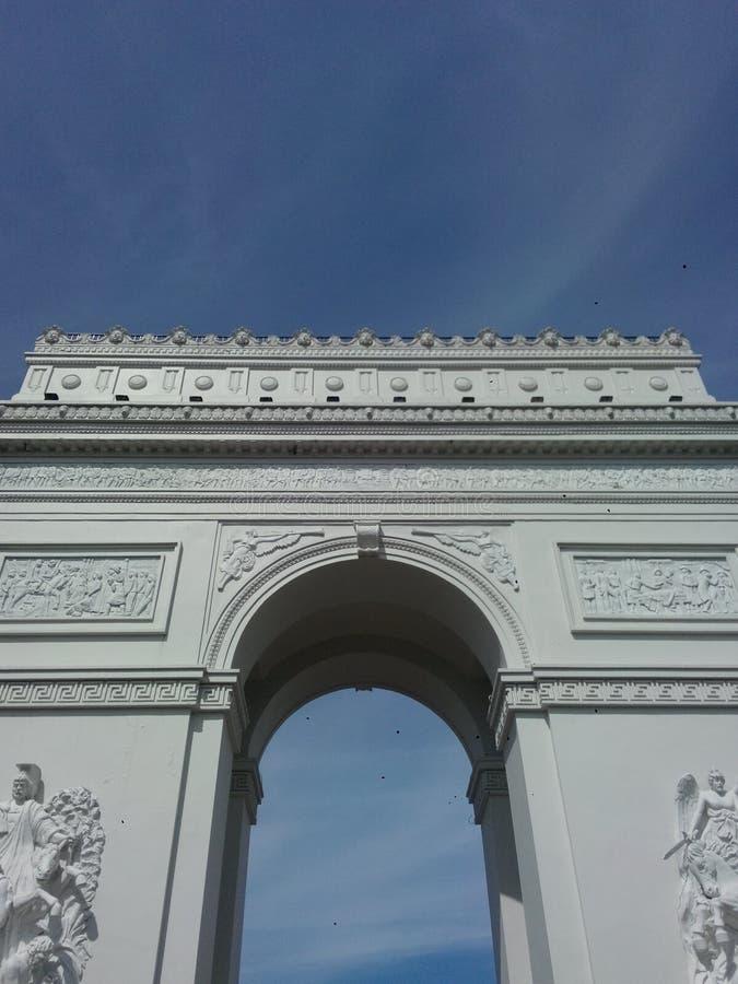 Parijs Van Surabaya royalty-vrije stock foto's