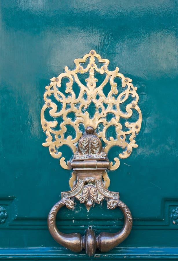 Parijse deur stock foto
