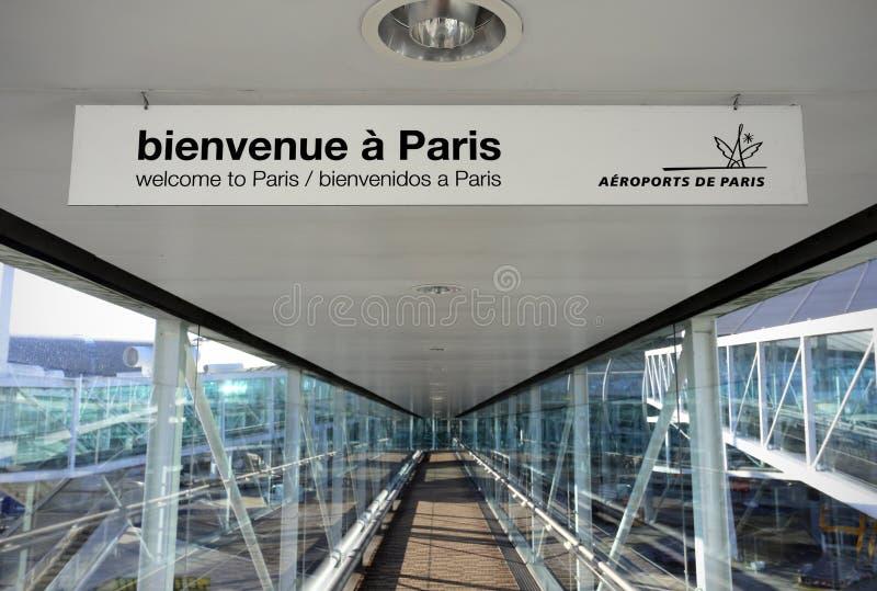 paris, котор нужно приветствовать стоковые изображения rf