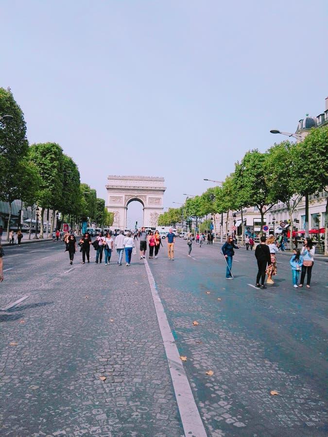 paris photo stock
