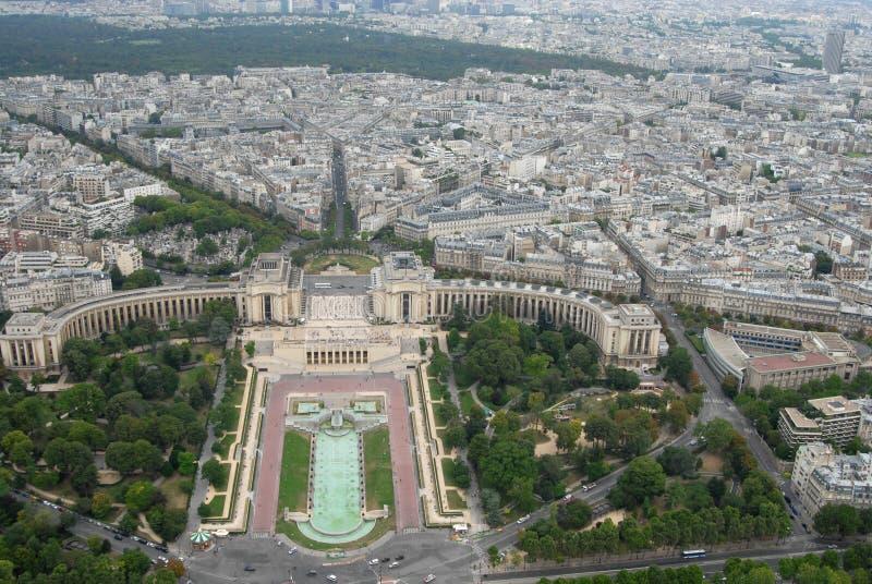 paris royaltyfria bilder