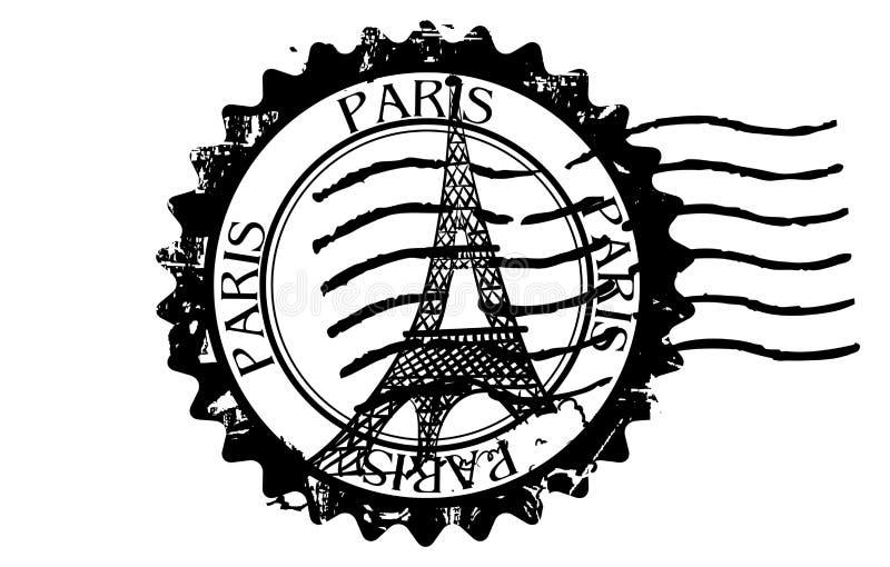 paris illustration libre de droits