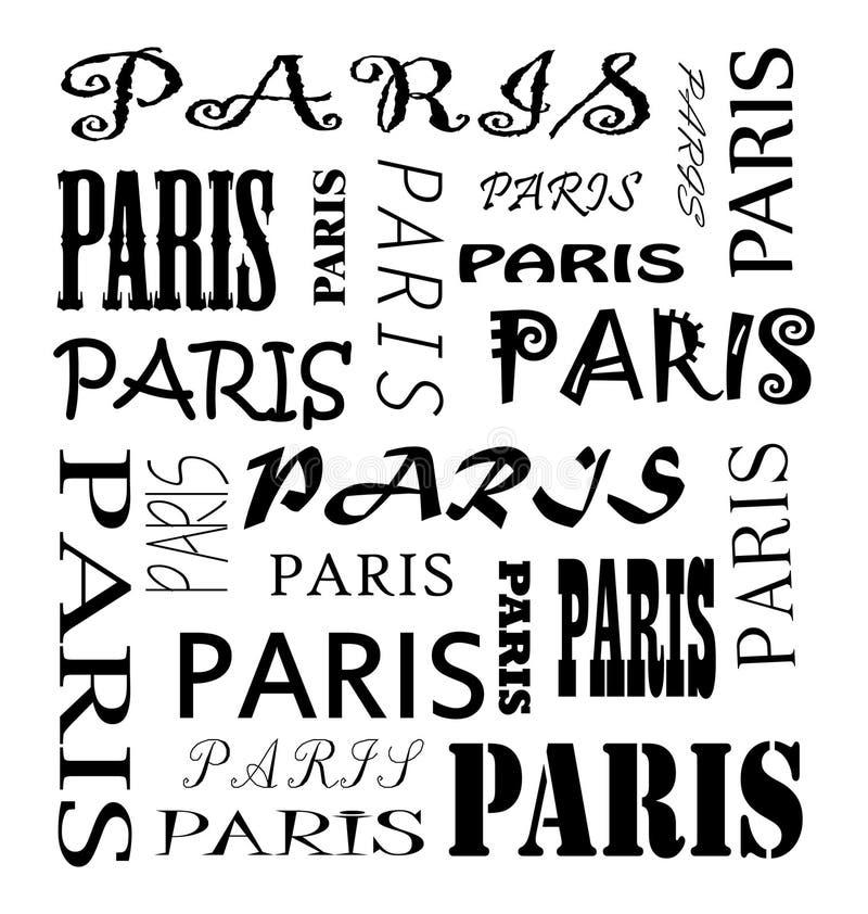 paris ilustracji