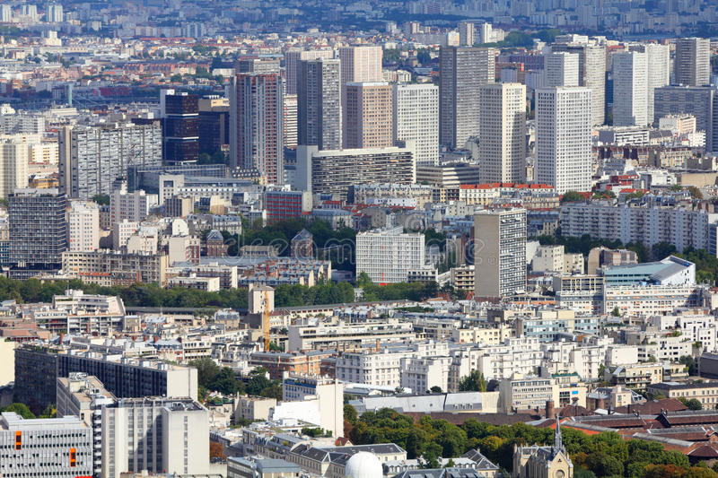 Download Paris stock image. Image of area, townscape, europe, view - 21099117