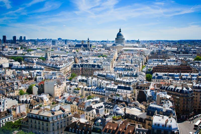 Download Paris stock image. Image of europe, panorama, blue, famous - 26526657