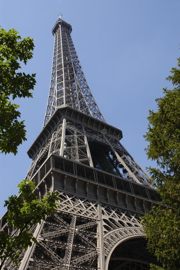 Paris 31, Eiffelturm stockbild