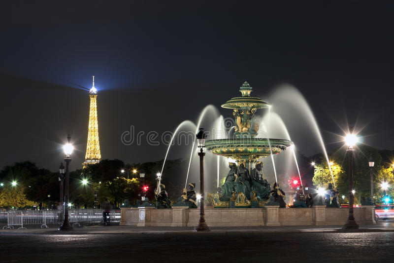 Paris royaltyfria foton