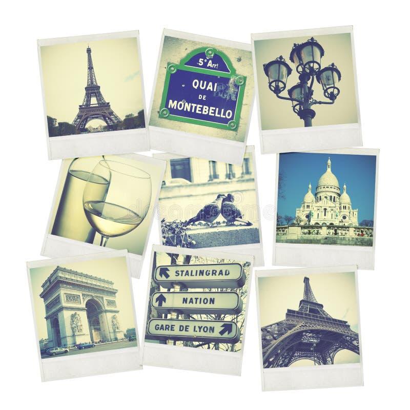 paris obraz royalty free