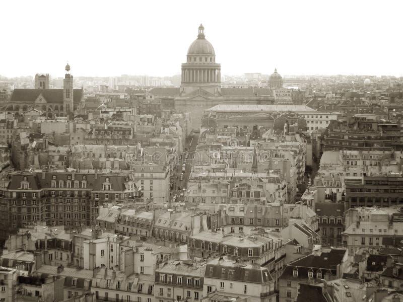 paris obrazy royalty free