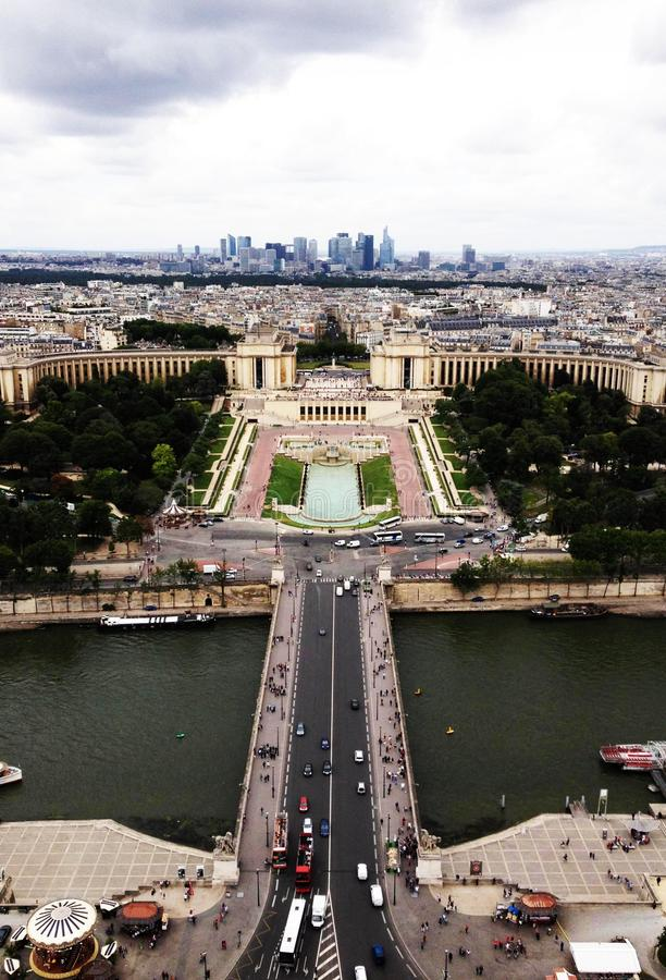 paris lizenzfreies stockbild