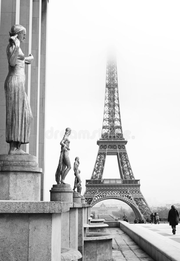 Paris #66 photos libres de droits