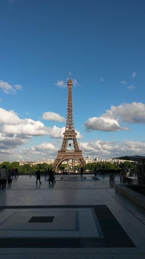paris стоковая фотография
