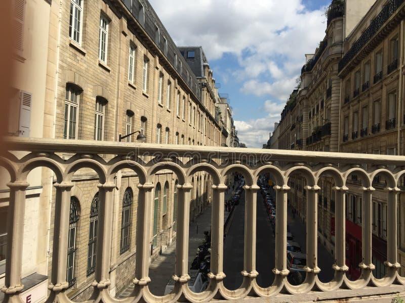 Paris 8 stock photography