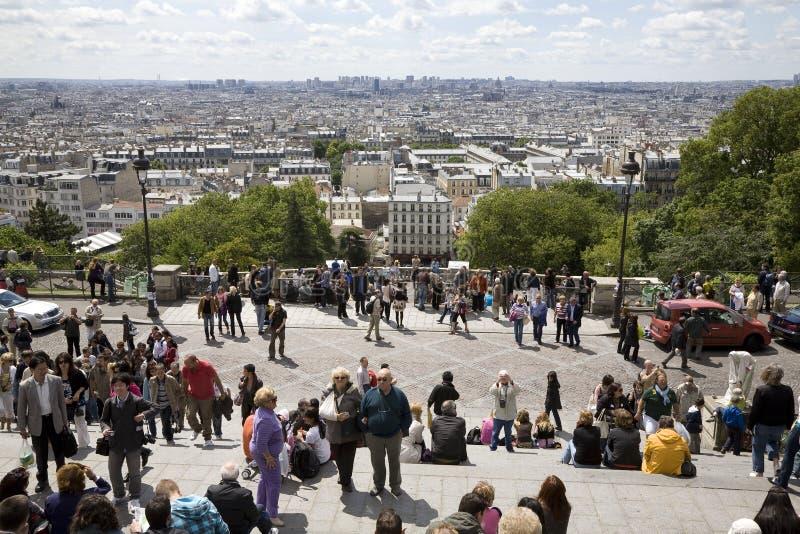 Paris-Ansicht lizenzfreie stockfotografie