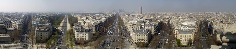 Download Paris From The Arc De Triomphe Stock Images - Image: 362784