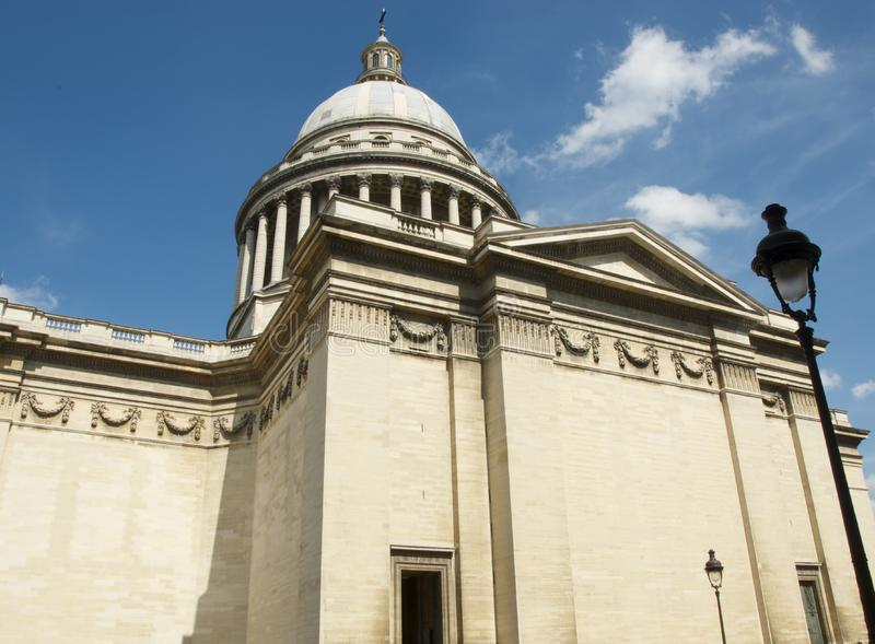 Download Paris architecture stock photo. Image of building, pantheon - 21338166