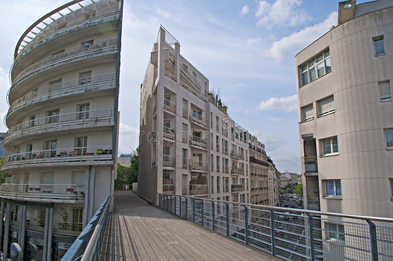 Paris architecture stock photos