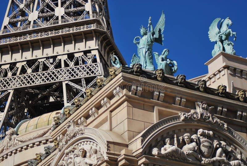 Download Paris architecture details stock photo. Image of exterior - 22709888
