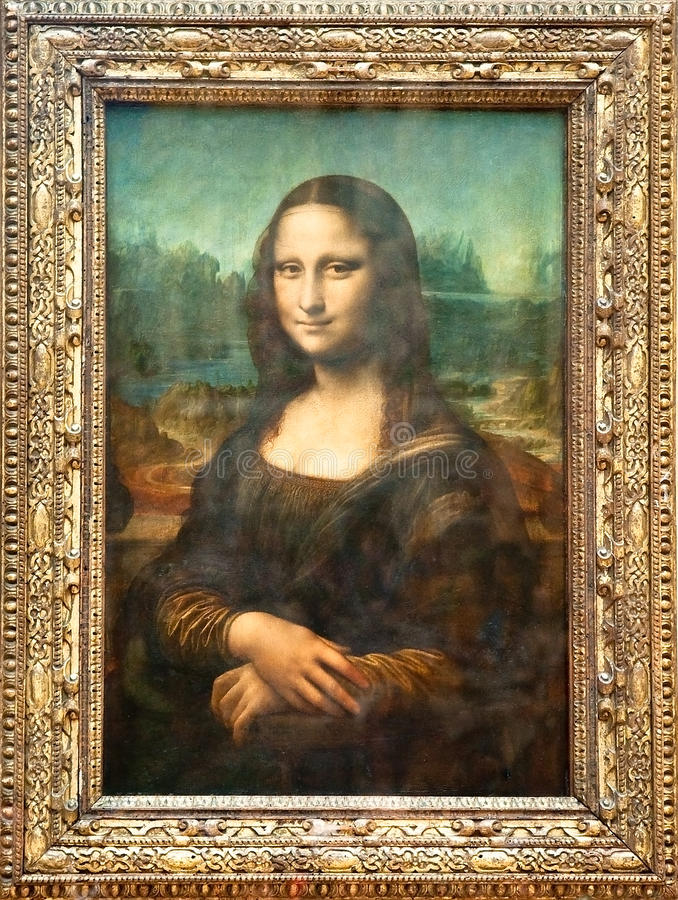 Free PARIS - AUGUST 16: Mona Lisa By The Italian Artist Leonardo Da Vinci At The Louvre Museum, August 16, 2009 In Paris, France. Stock Photo - 40270810