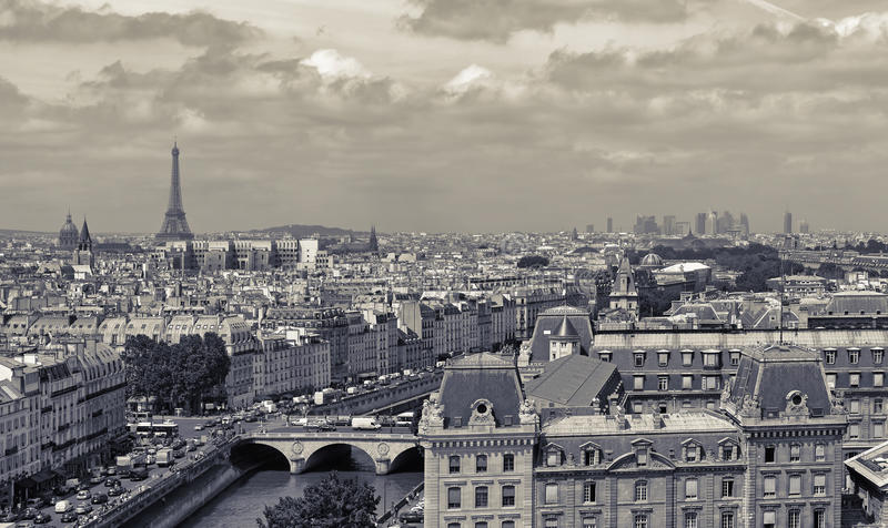 Download Paris cityscape stock photo. Image of cityscape, europe - 26834170