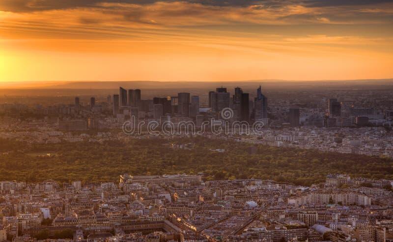 Download Paris At Dusk Stock Image - Image: 26771211