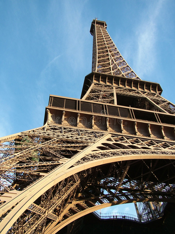 Download Paris - Eiffel Tower stock image. Image of country, tower - 4259571