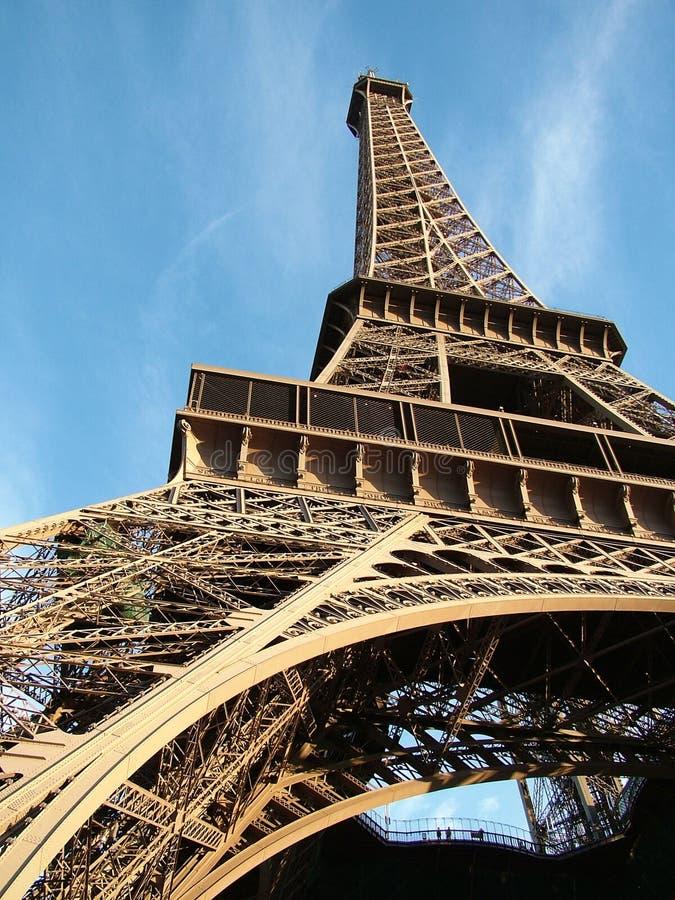 Paris - Eiffel Tower. Eiffel Tower of Paris - France stock image