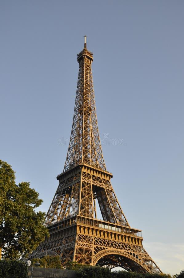 Paris,The Eiffel Tower stock image