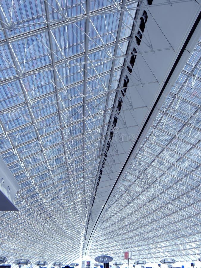 Paris-Flughafen lizenzfreies stockbild