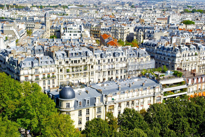 Download Paris, France stock photo. Image of cruise, seine, green - 26847820