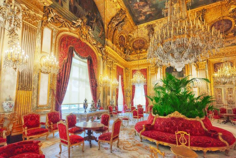 PARIS, FRANCE - 3 JUILLET 2016 : Appartements du napoléon III lou image stock