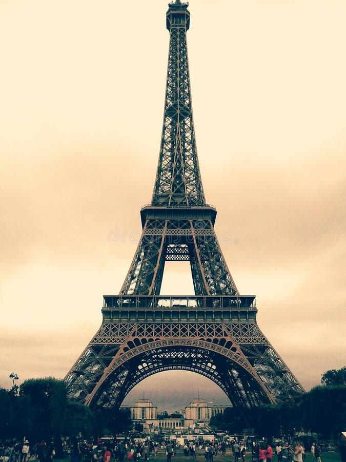 Paris & x28; France& x29; royaltyfri fotografi