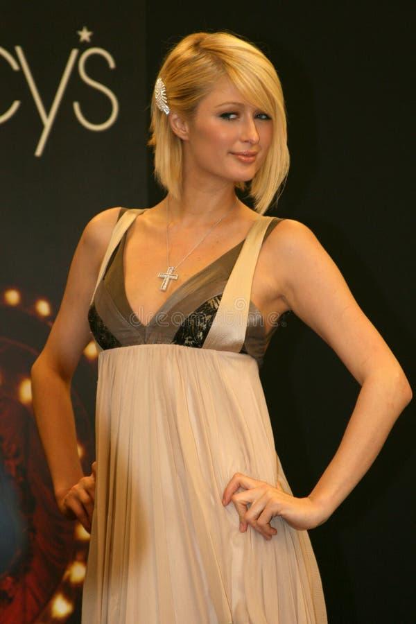 Paris Hilton stockfoto