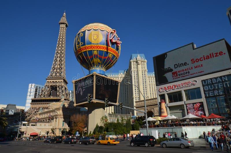 Paris Hotel and Casino, Paris Las Vegas, landmark, city, urban area, sky. Paris Hotel and Casino, Paris Las Vegas is landmark, sky and downtown. That marvel has stock photo