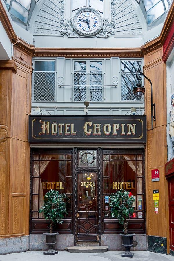 Hotel De Paris, Cromer, Norfolk, England Editorial