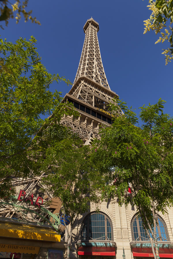 Download The Paris Hotel Tower Base In Las Vegas, NV On May 20, 2013 Editorial Image - Image: 31157730