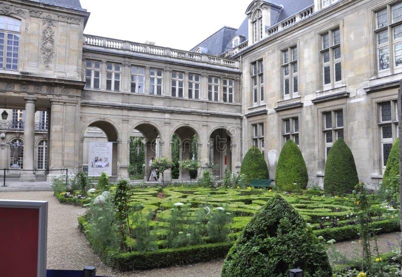 Paris, am 19. Juli: Historisches Gebäude Vendome-Piazzas von Paris in Frankreich lizenzfreie stockfotos