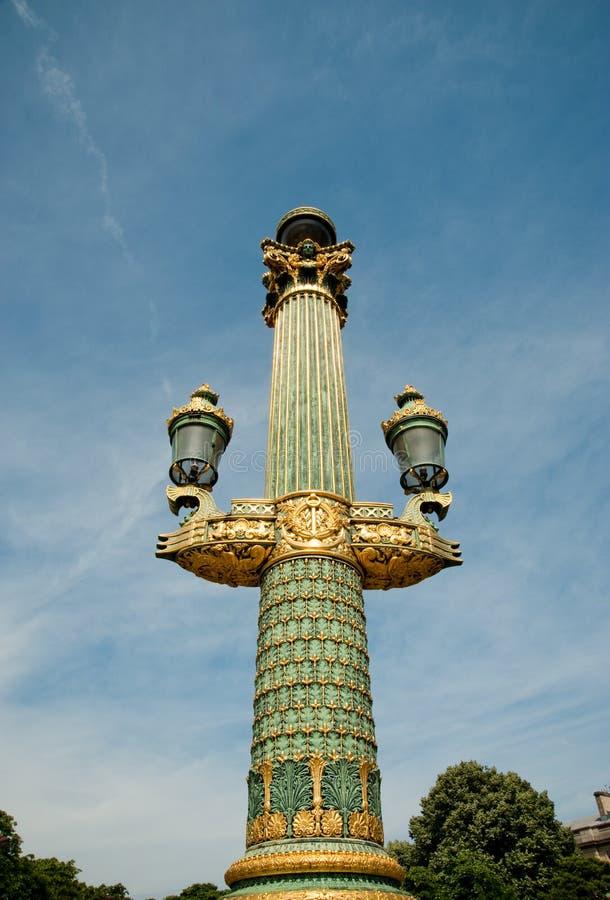 Free Paris Lamp Stock Image - 20888391