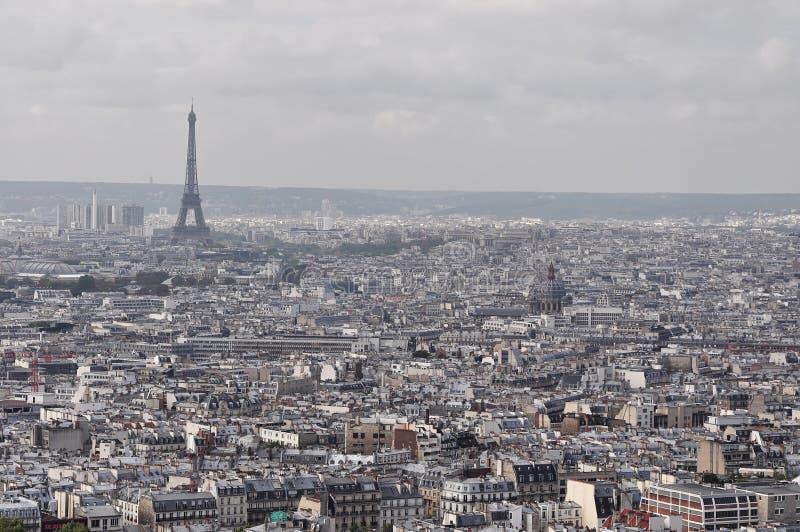 Download Paris landmark panorama stock photo. Image of famous - 21109694