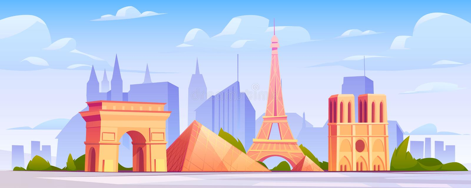 Cartoon Landscape Paris Stock Illustrations 355 Cartoon Landscape Paris Stock Illustrations Vectors Clipart Dreamstime