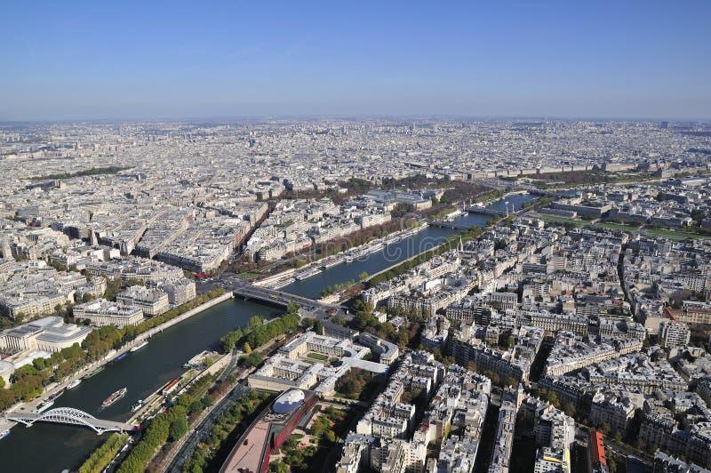 Download Paris Landscape stock photo. Image of eiffel, river, turism - 21940730