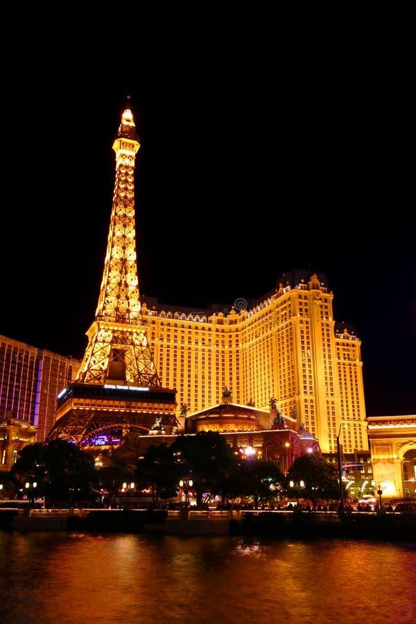Download Paris Las Vegas Casino editorial stock photo. Image of hotel - 27328873