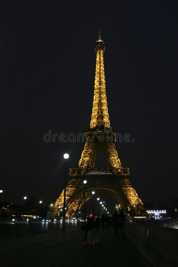 Paris Lattice tower royalty free stock images