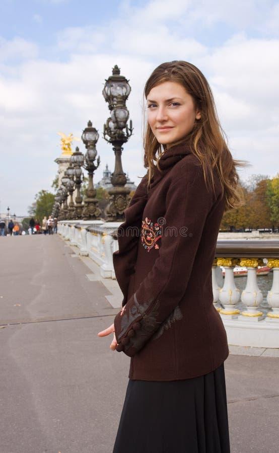 paris młode kobiety zdjęcia stock