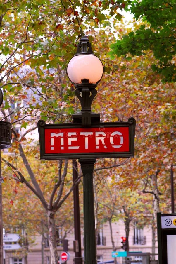 Free Paris Metro Royalty Free Stock Photos - 2381738