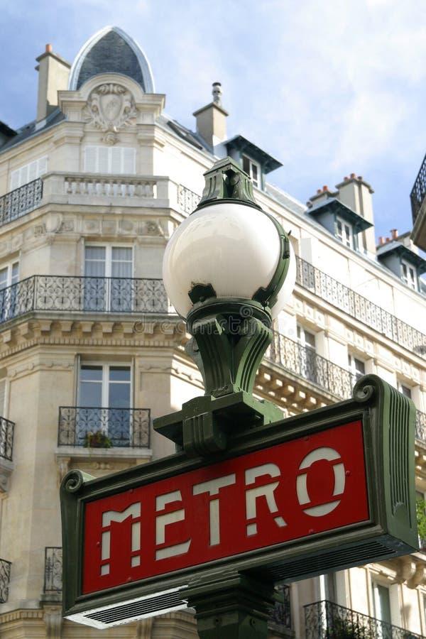 Download Paris Metro sign editorial stock image. Image of paris - 2310934