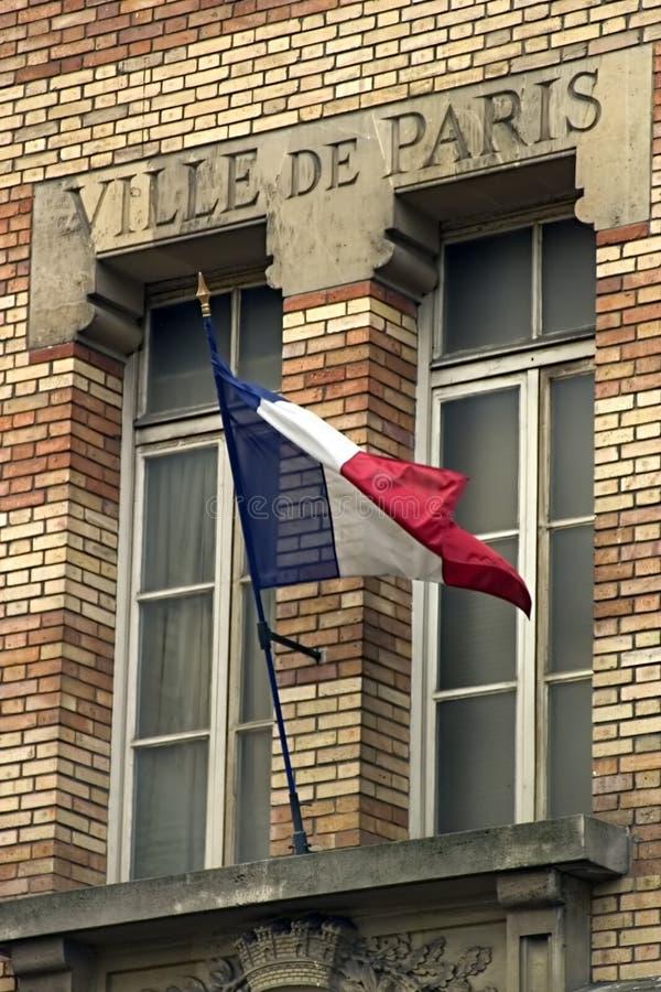 Paris miasta zdjęcie stock