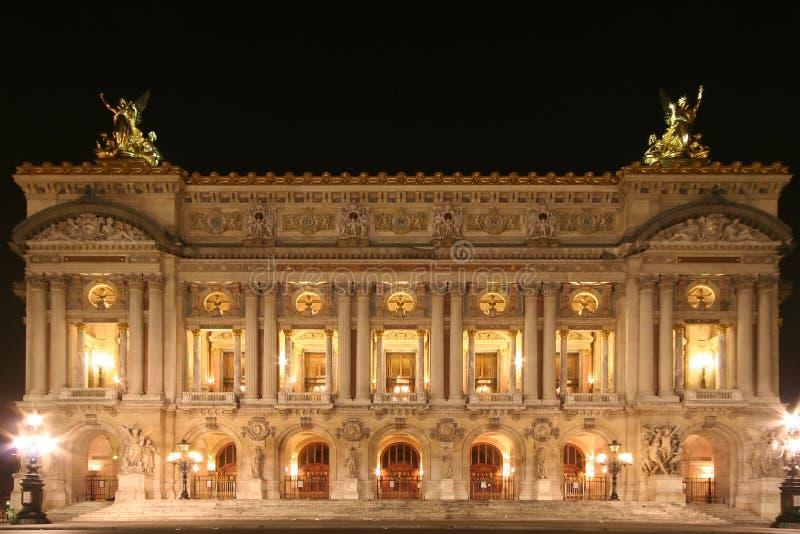 Paris-Oper lizenzfreies stockfoto