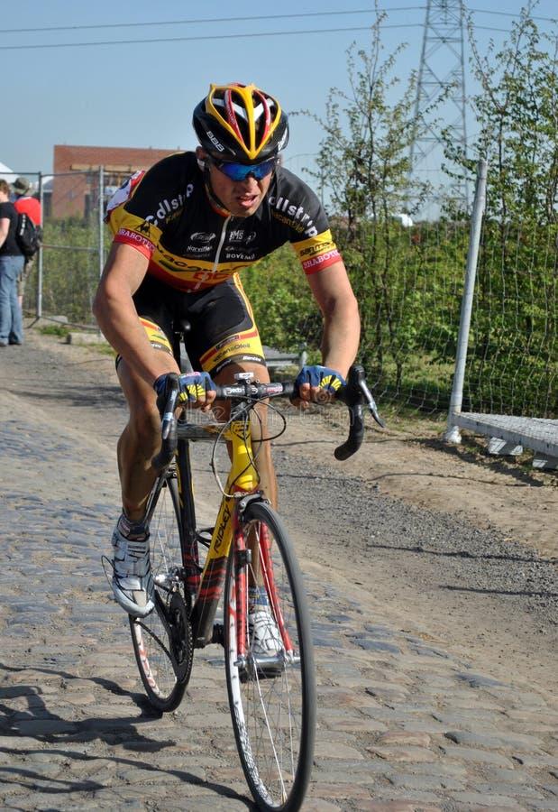 Download Paris Roubaix 2011 -Stijn Devolder Editorial Stock Image - Image: 19119274