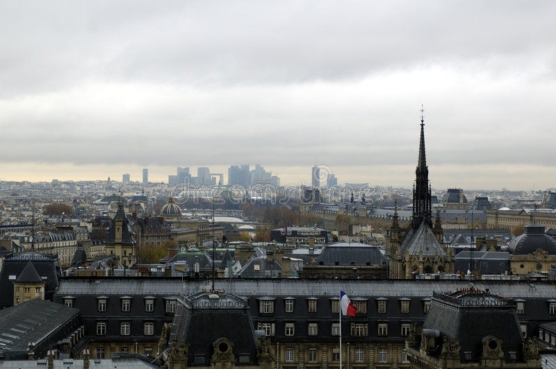 Download Paris`s district CITY.v stock image. Image of travel, panoramic - 2014813